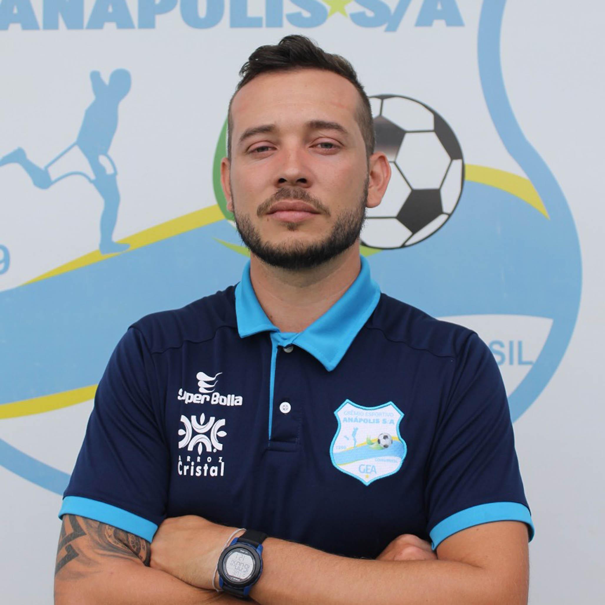 Eduardo Raupp - Auxiliar Técnico
